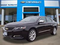 Check out this gently-used 2016 Chevrolet Impala we