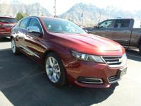 Boasts 29 Highway MPG and 19 City MPG! This Chevrolet