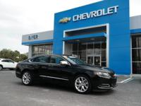 Look at this 2016 Chevrolet Impala LTZ. Its Automatic