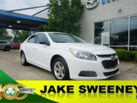 Recent Arrival! CARFAX One-Owner. 2016 Chevrolet Malibu