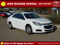 Introducing the 2016 Chevrolet Malibu Limited! It just
