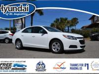 This Malibu Limited features:  Clean CARFAX. CARFAX