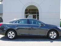 2016 Chevrolet Malibu Limited 1FL 34/24 Highway/City