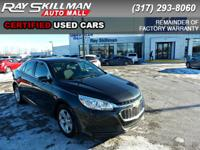 FUEL EFFICIENT 34 MPG Hwy/24 MPG City! CD Player,