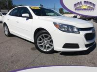 CARFAX One-Owner. 2016 Chevrolet Malibu Limited LT in