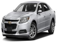 Options:  2016 Chevrolet Malibu Limited Lt|For Internet