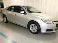 2016 Chevrolet Malibu Limited LT in Silver... Are you