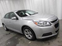 2016 Chevrolet Malibu Limited LT in Silver... Your