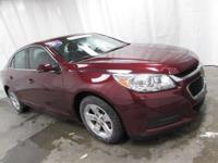2016 Chevrolet Malibu Limited LT in Maroon... Your