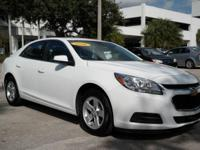No accidents Clean Carfax. Malibu Limited LT, 2.5L