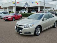 This outstanding example of a 2016 Chevrolet Malibu