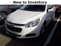 Malibu... Limited... LT... Sedan... 2.5 4-Cyl...