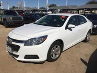 We are excited to offer this 2016 Chevrolet Malibu