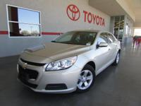 Options:  2016 Chevrolet Malibu Limited Lt|Lt 4Dr