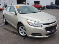 2016 Chevrolet Malibu Limited LT. Serving the