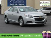CarFax 1-Owner, This 2016 Chevrolet Malibu Limited LT