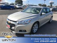 This used Chevrolet Malibu Limited LTZ is now for sale