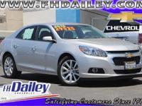 Options:  2016 Chevrolet Malibu Limited