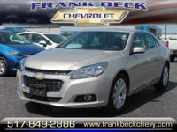 Options:  2016 Chevrolet Malibu Limited Ltz|Ltz 4Dr