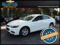 At Kurtis Chevrolet, YOU'RE #1! Talk about a deal! This
