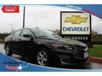 Options:  2016 Chevrolet Malibu Ls|Preferred Equipment