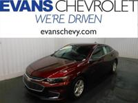 GM Certified! LS Package! Four Cylinder Engine! Apple