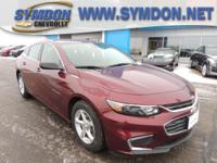 Options:  2016 Chevrolet Malibu Ls|Ls 4Dr Sedan|2016