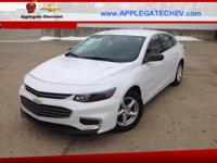 Options:  2016 Chevrolet Malibu Ls|Ls 4Dr