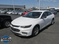 Options:  2016 Chevrolet Malibu Ls W/1Ls|Miles: