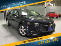 Options:  2016 Chevrolet Malibu Ls W/1Ls|Blue|Jet