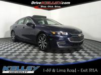 2016 Chevrolet Malibu* MSRP was $29,685* FREE GM