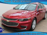 Introducing the 2016 Chevrolet Malibu! An awesome price