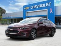 **GM CERTIFIED, **2016 CHEVROLET MALIBU, **2LT,