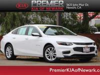 CARFAX One-Owner. Clean CARFAX. 2016 Chevrolet Malibu