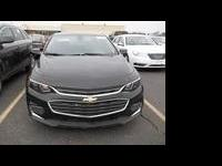 Clean CARFAX. Mosaic Black Metallic 2016 Chevrolet