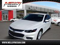 This 2016 Chevrolet Malibu LT is proudly offered by
