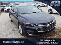 Clean CARFAX. CARFAX One-Owner.  Blue 2016 Chevrolet