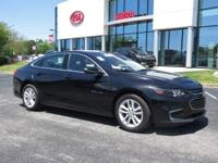 CARFAX One-Owner. Clean CARFAX. Black Metallic 2016 4D