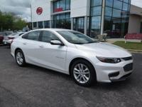 CARFAX One-Owner. Clean CARFAX. Pearl 2016 4D Sedan