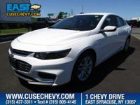 Look at this 2016 Chevrolet Malibu LT. Its Automatic
