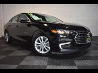 Our top-notch 2016 Chevrolet Malibu LT Sedan in Black