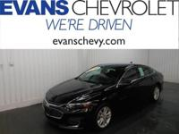 GM Certified! 1LT Package! Four Cylinder Engine!