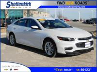 Options:  2016 Chevrolet Malibu Lt|Lt 4Dr Sedan