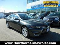 Our One Owner, Clean CarFax 2016 Chevrolet Malibu 1LT