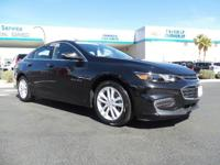 Come see this 2016 Chevrolet Malibu LT. Its Automatic