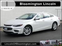 New Price! 2016 Chevrolet Malibu 1LT 1LT 8-Way Power