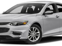 Options:  2016 Chevrolet Malibu Lt W/1Lt|Miles: