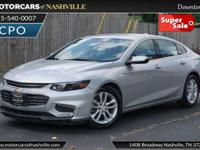 This 2016 Chevrolet Malibu 4dr 4dr Sedan LT with 1LT