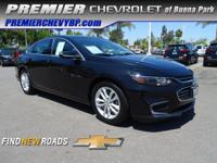 Turbocharged! Gasoline!This good-looking 2016 Chevrolet