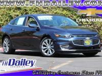Options:  2016 Chevrolet Malibu Premier|Blue|Price